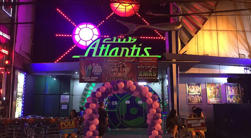 Die besten Bikini aGoGo Bars in Angeles City